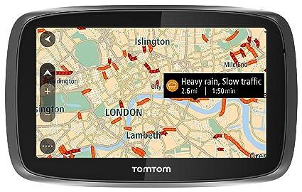TomTom GO 5000 EU 45 - GPS para coches de 5