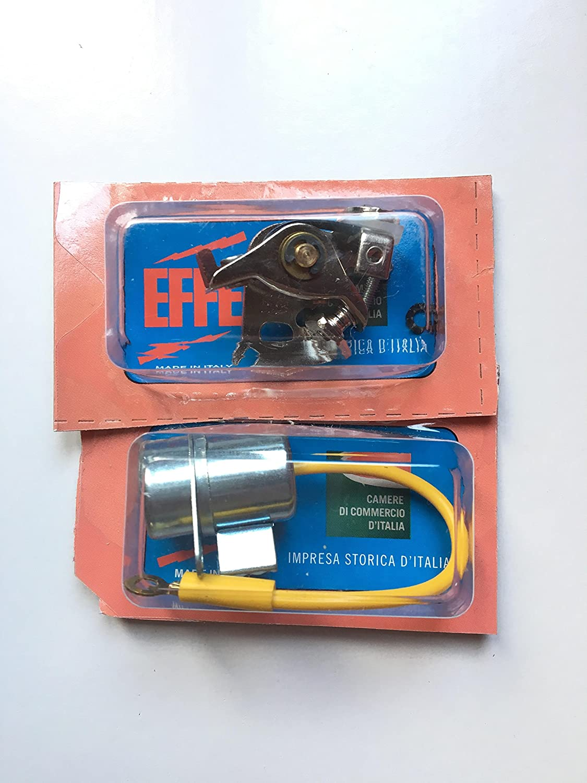 Kit r/évision complet moteur pour tous les mod/èles de Ciao SI Boxer Bravo avec roulements paraoli Cales chiavella volant Joints
