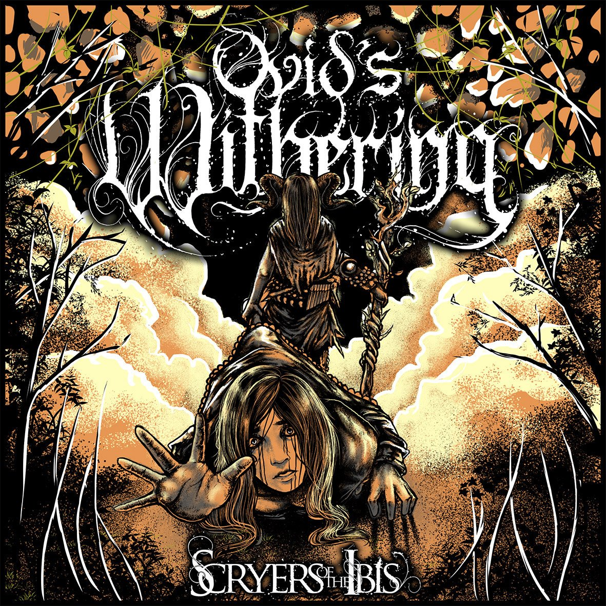 CD : Ovid's Withering - Scryers Of The Ibis (Digipack Packaging)