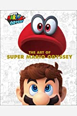 The Art of Super Mario Odyssey Hardcover