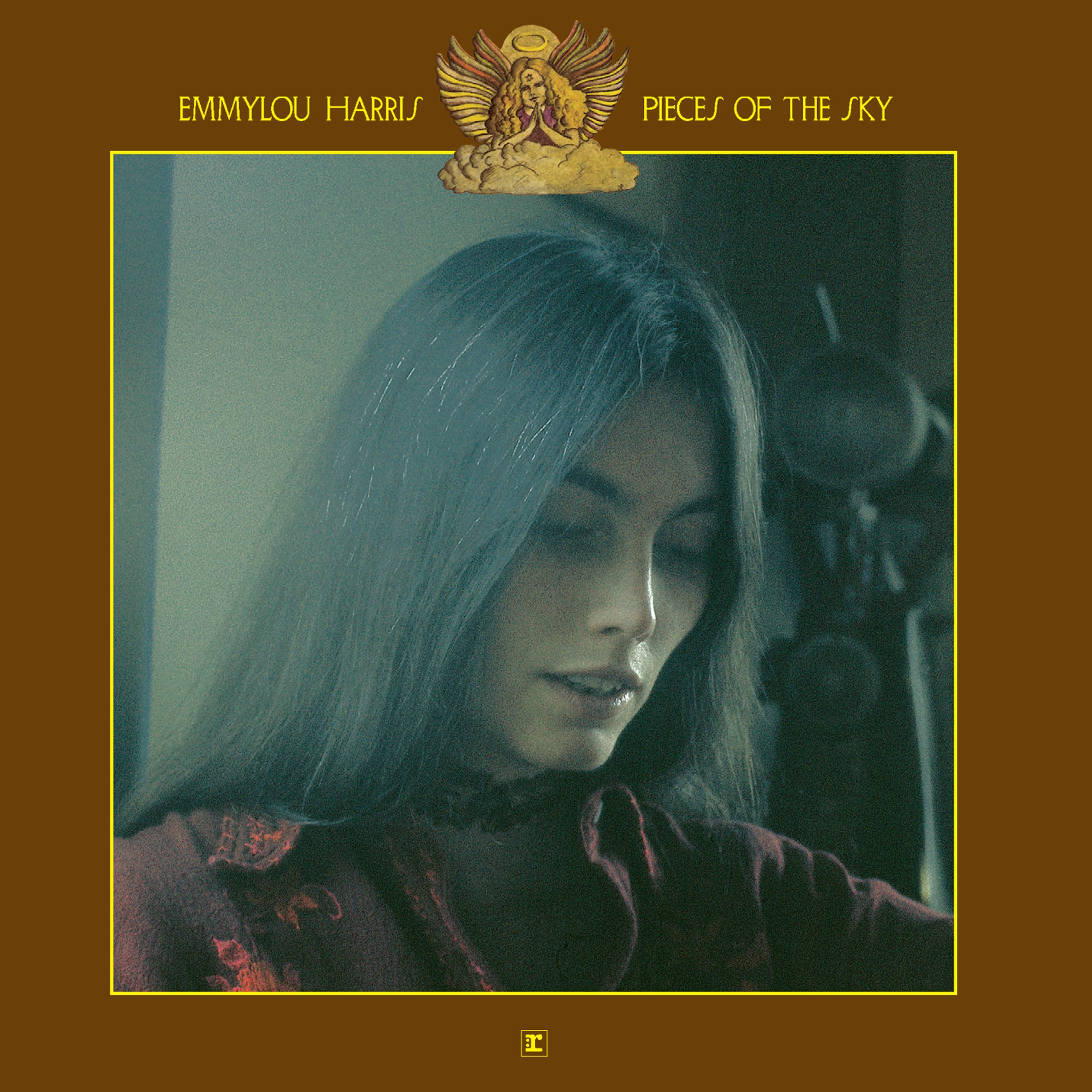 CD : Emmylou Harris - Pieces of the Sky (CD)