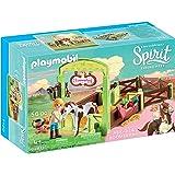 PLAYMOBIL® Spirit Riding Free Abigail & Boomerang with Horse Stall