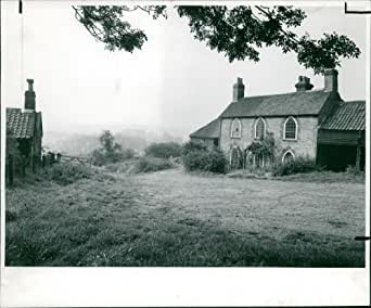 Vintage photo of Hawkwood farm part of the Hawkwood estate near Chislehurst, which has just been acquired by the National Trust