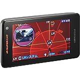 ユピテル レーダー探知機 GWR203sd GPSデータ13万1千件以上 OBD2接続 GPS/一体型/フルマップ表示/静電式タッチパネル
