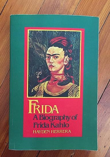 frida kahlo autobiography book