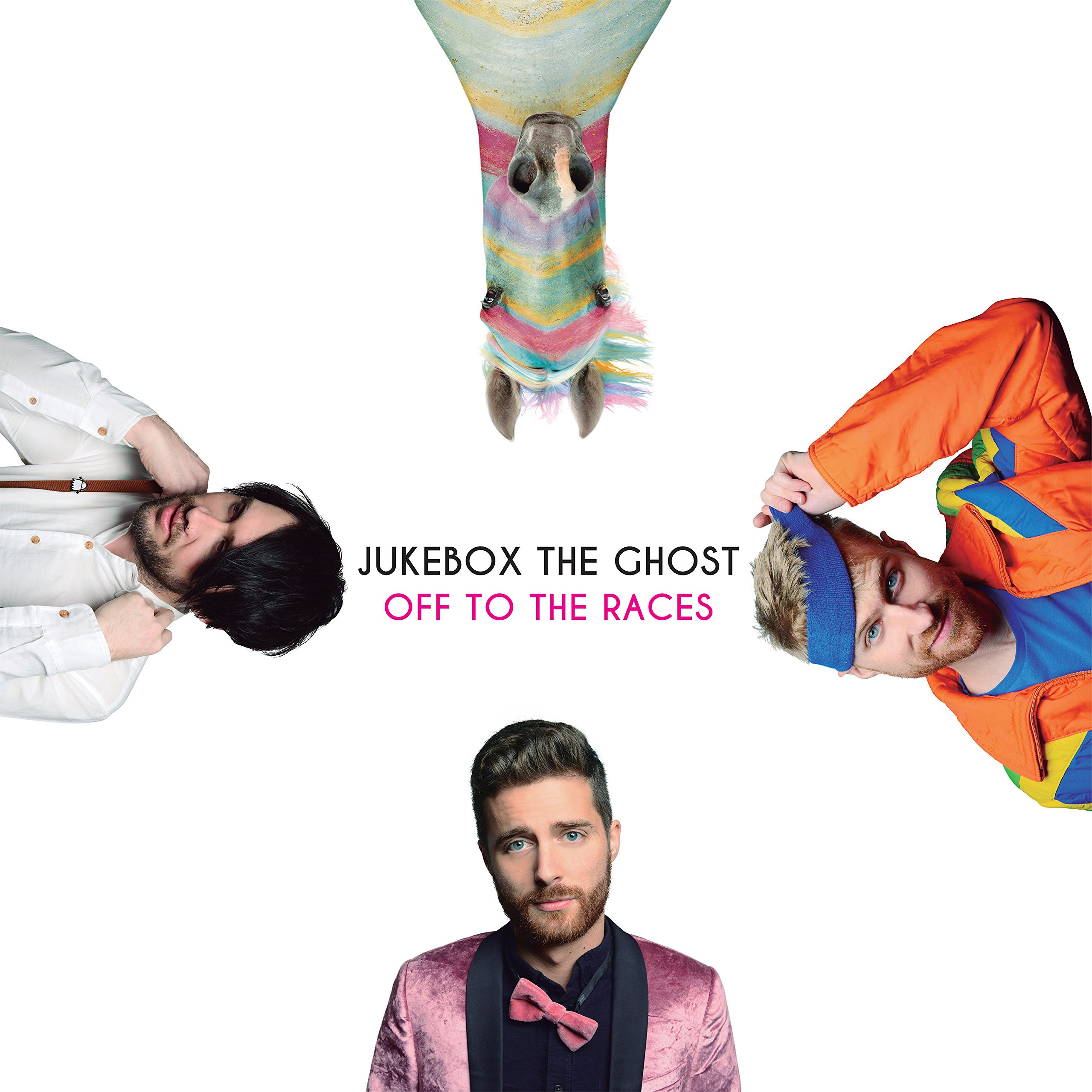 Vinilo : Jukebox the Ghost - Off To The Races (LP Vinyl)