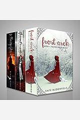 The Fire Mage Trilogy Complete Box Set (3 Books + Bonus Short Stories) Kindle Edition