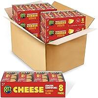 Ritz Ritz Cracker Sandwiches (Cheese, 1.38-Ounce Packs, 48 Pack), 6 Count