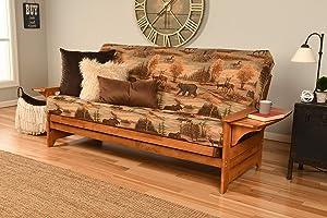 Kodiak Furniture Futon Set, Barbados