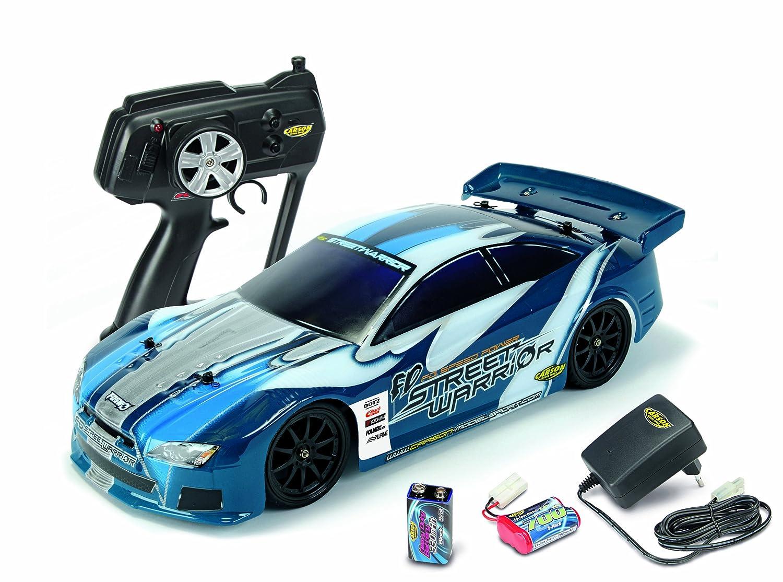 Carson 500404052 - 1:10 FD Street Warrior RTR, blau