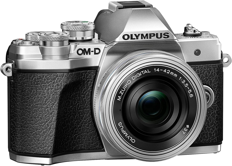 Olympus OM-D E-M10 Mark III, Kit sistema de cámara de Micro Cuatro ...