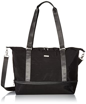 41a026c662df Amazon.com  Baggallini Expandable Carry on Duffel