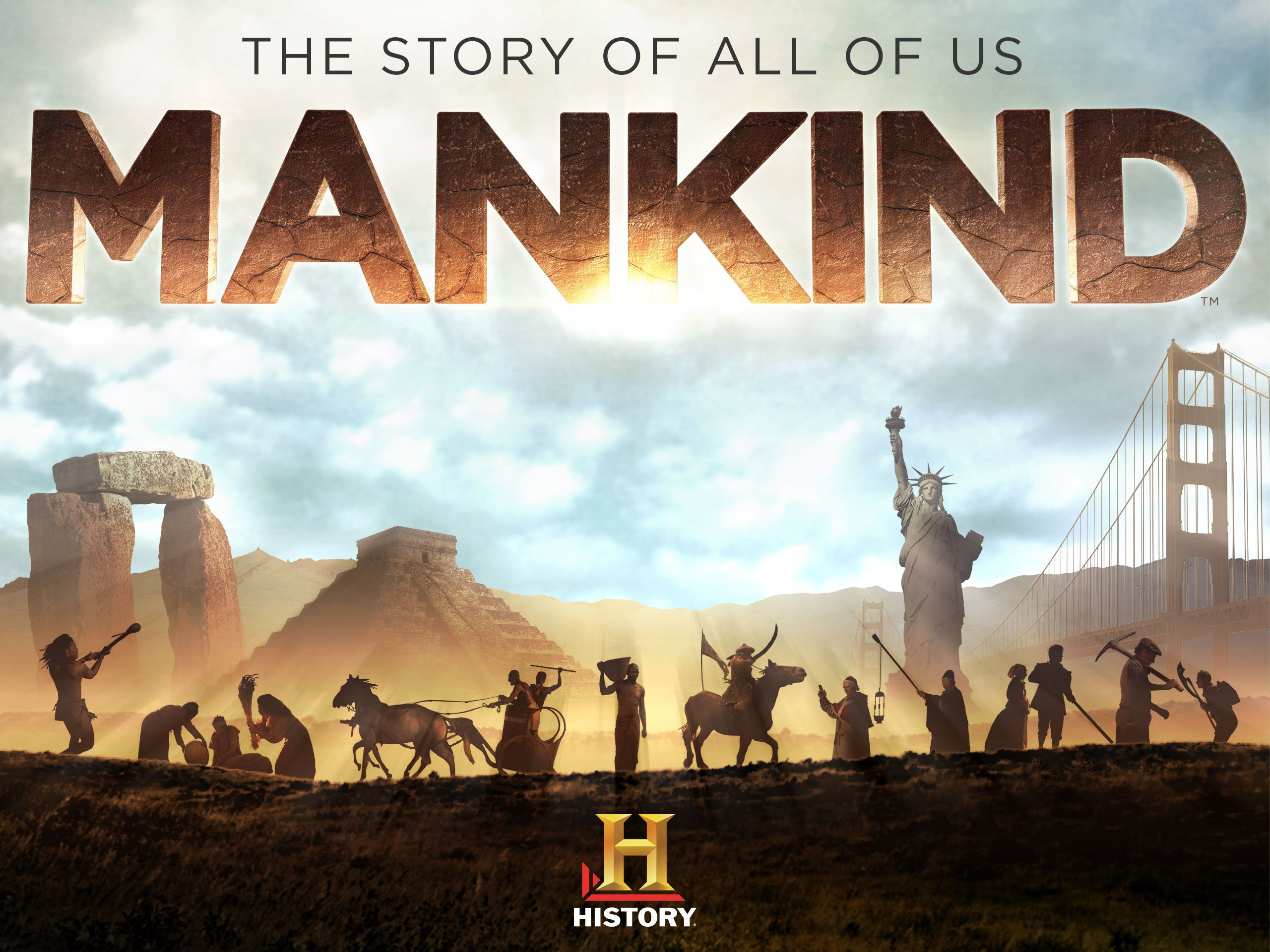 Amazon Com Watch Mankind The Story Of All Of Us Season 1 Prime Video