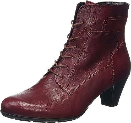 GABOR L>SCHWARZ Schuhe GABOR Damen Stiefel (flacher
