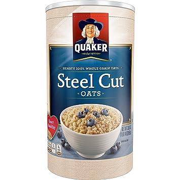 Amazon Quaker Steel Cut Oats 30 Oz Grocery Gourmet Food