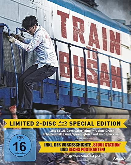 Train to Busan - Special Limited Edition [Blu-ray]