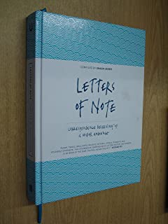 by shaun usher letters of note correspondence deserving of a wider audience main