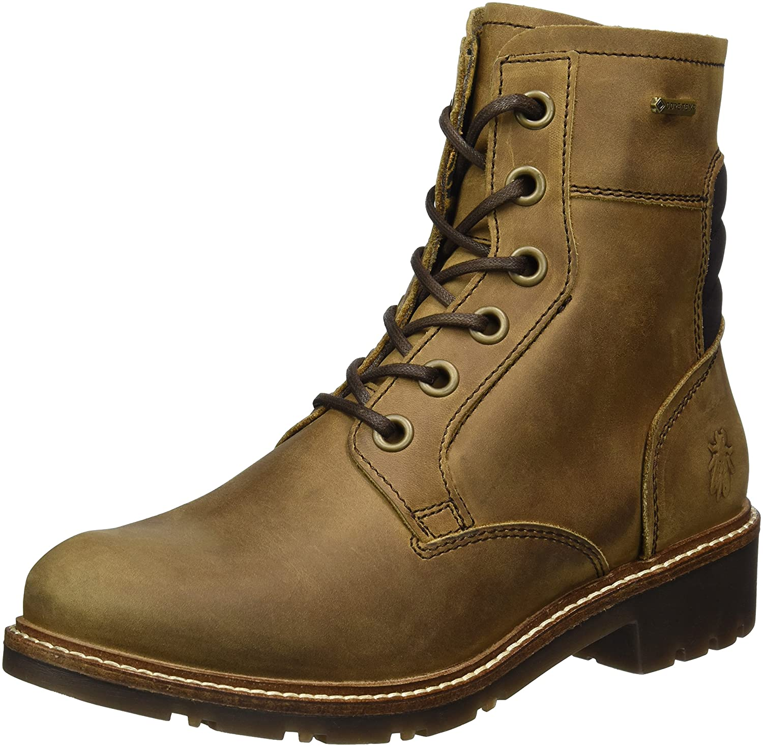 Fly London Gore-Tex SILO050FLY, Botas para Mujer35 EU|Marrón (Tan)