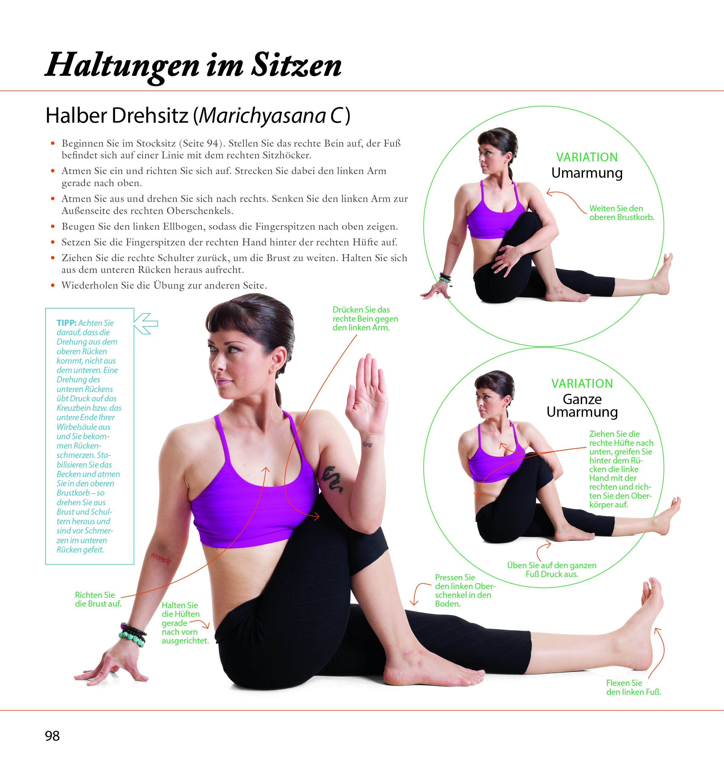 Das Womens Health Yoga-Buch: 9783517092539: Amazon.com: Books