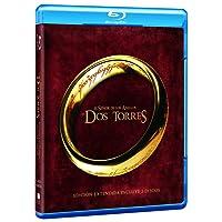 Las Dos Torres Edición Extendida Blu-Ray [Blu-ray]