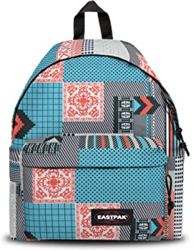 Eastpak Padded Pak R Mochila, 40 cm, 24 L, Color Clash: Amazon.es ...