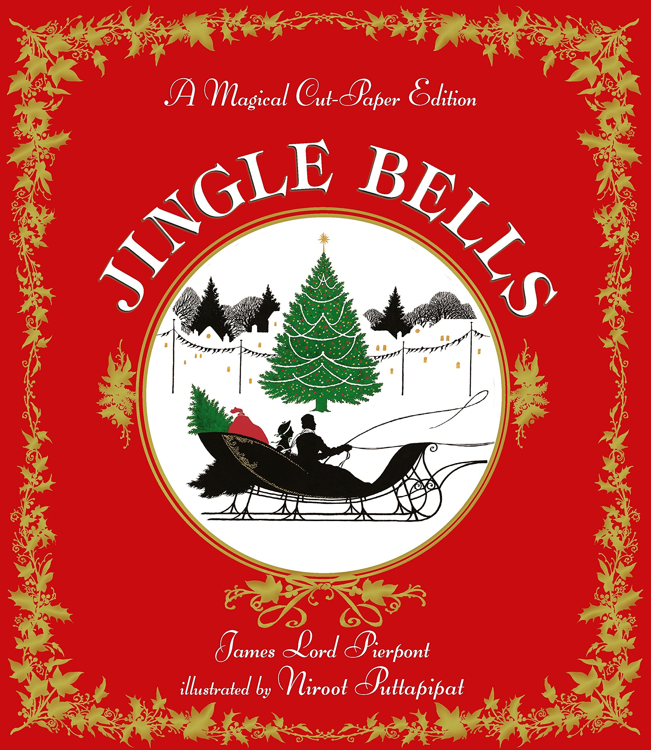 Jingle Bells: A Magical Cut-Paper Edition pdf