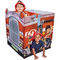 Playhut Paw Patrol EZ Vehicle Fire Truck Playhouse (Red)