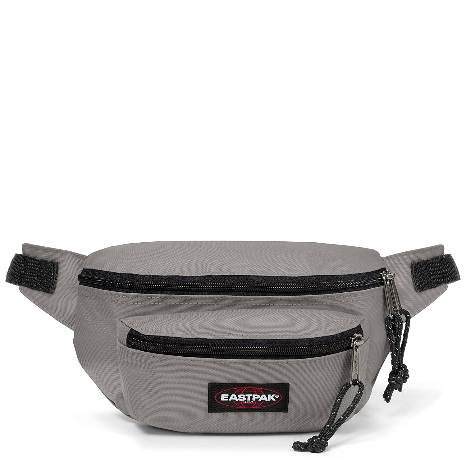 Eastpak Doggy Bag Bolso Bandolera, 27 cm, 3 Liters, Gris (Concrete ...