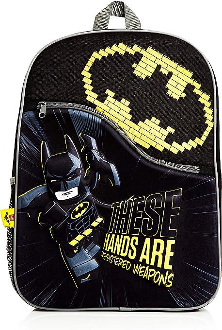 DC Comics Super Héros Batman Sac à Dos Sac D/'école Sac à dos Kids Enfant