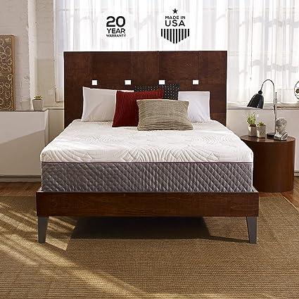 Amazon Sleep Innovations Shiloh 12 Inch Memory Foam Mattress