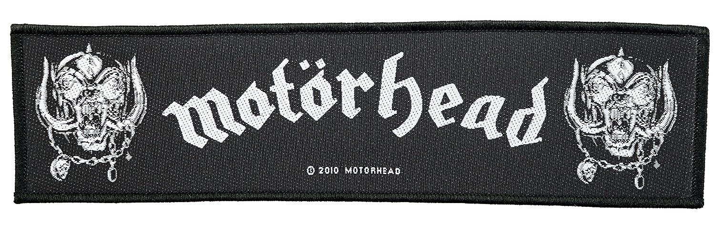 Motörhead Badges–War Pigs Patch–Stripe tissée & Licence.