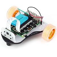 Pimoroni STS-Pi - Build a Roving Robot!