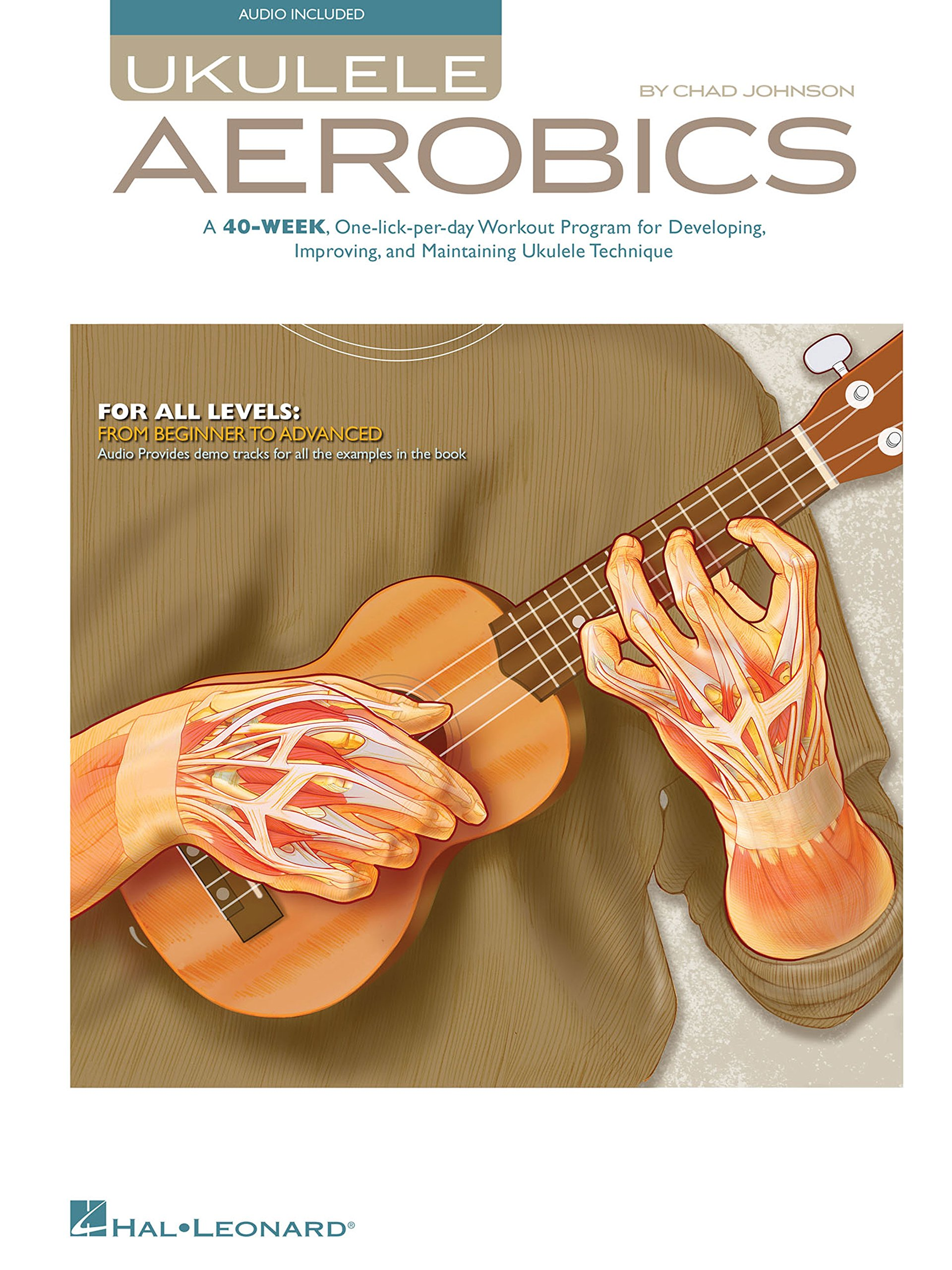 Ukulele Aerobics  For All Levels From Beginner To Advanced  English Edition