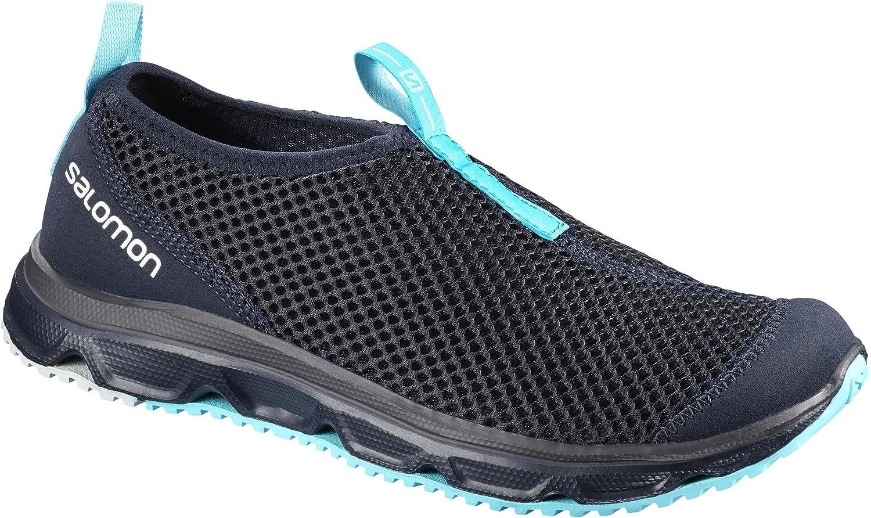 Salomon RX Moc 3.0 W, Zapatillas de Senderismo para Mujer, Negro ...