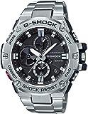 [カシオ]CASIO 腕時計 G-SHOCK ジーショック G-STEEL スマートフォンリンクモデル GST-B100D-1AJF メンズ