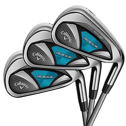 Callaway Golf Clubs >> Callaway Golf 2018 Women S Rogue Irons Set Set Of 8 Total Clubs 4 Pw Sw Left Hand Synergy Ladies Flex