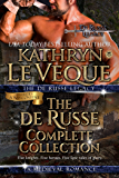 The de Russe Complete Collection: Includes Bonus Content: The Iron Knight (de Russe Legacy Book 7) (English Edition)