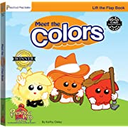 Meet the Colors Lift the Flap Book