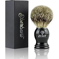 Eberbart Best Badger scheerkwast incl. gratis e-book – hoogwaardige borstel van natuurlijk dassenhaar in luxe…