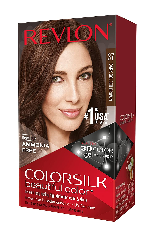 Amazon Revlon Colorsilk Haircolor Deep Burgundy 1 Count