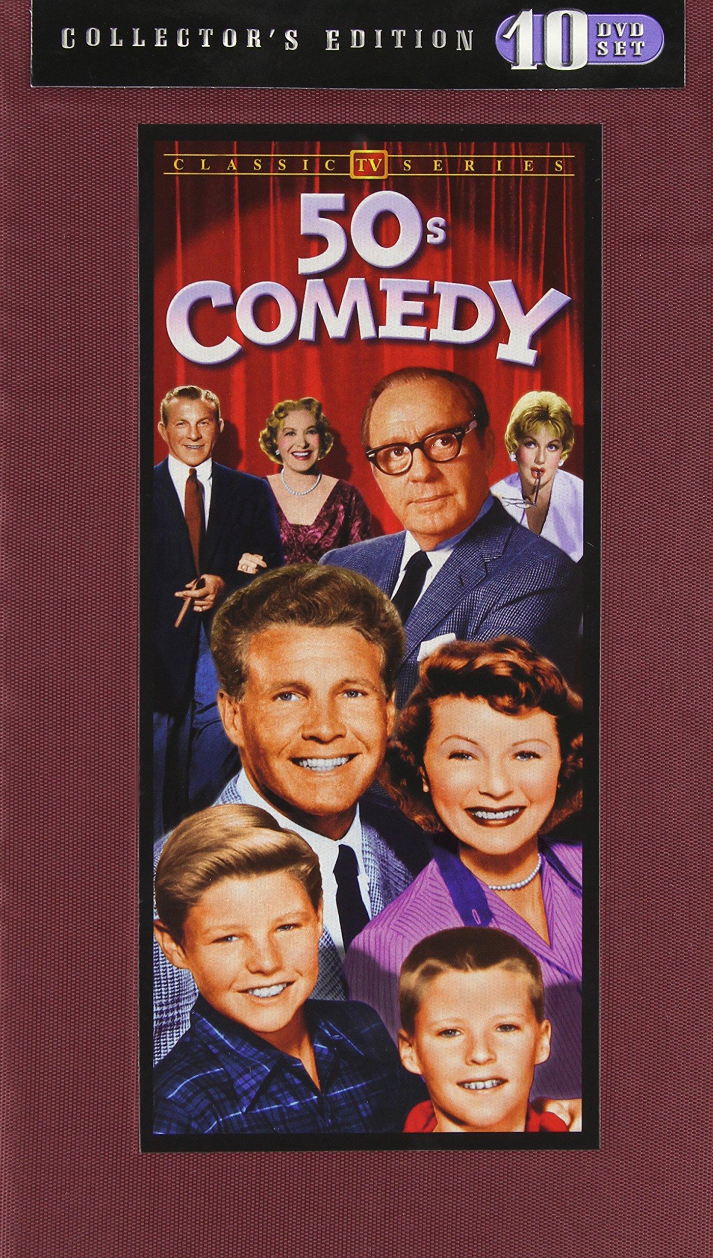 50s Comedy TV Classics (10-DVD) by Alpha Video Distributors