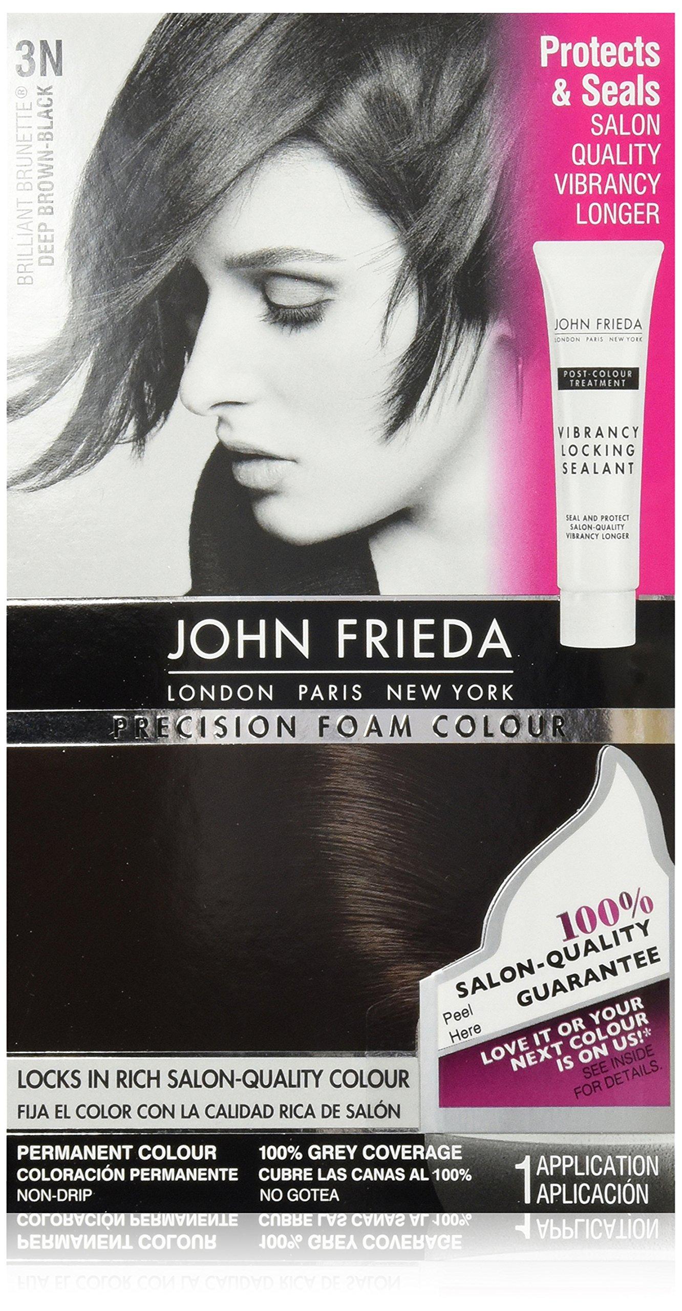 John Frieda Mousse Hair Color