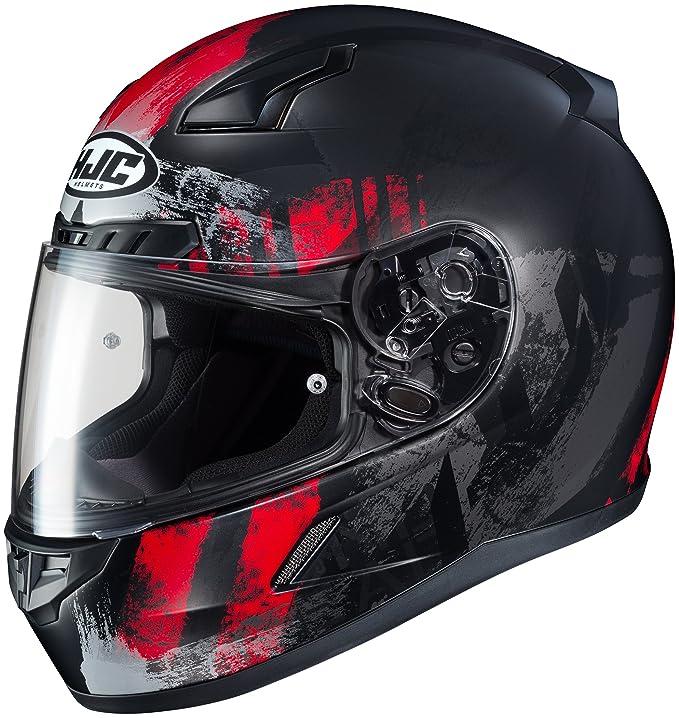 HJC CL-17 Arica Mens Full-Face Street Motorcycle Helmet - MC-1SF / X-Large