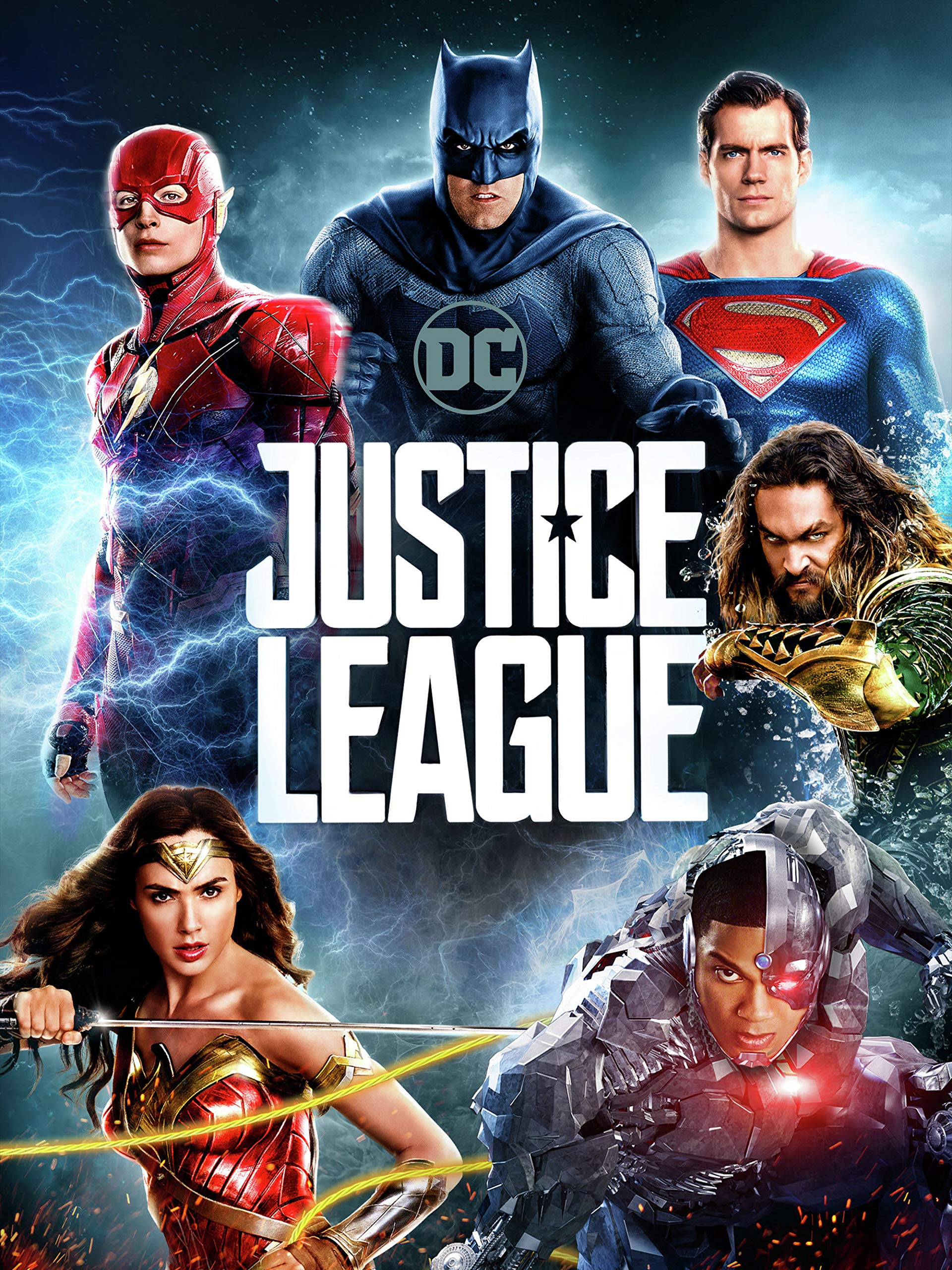 Watch Justice League | Prime Video