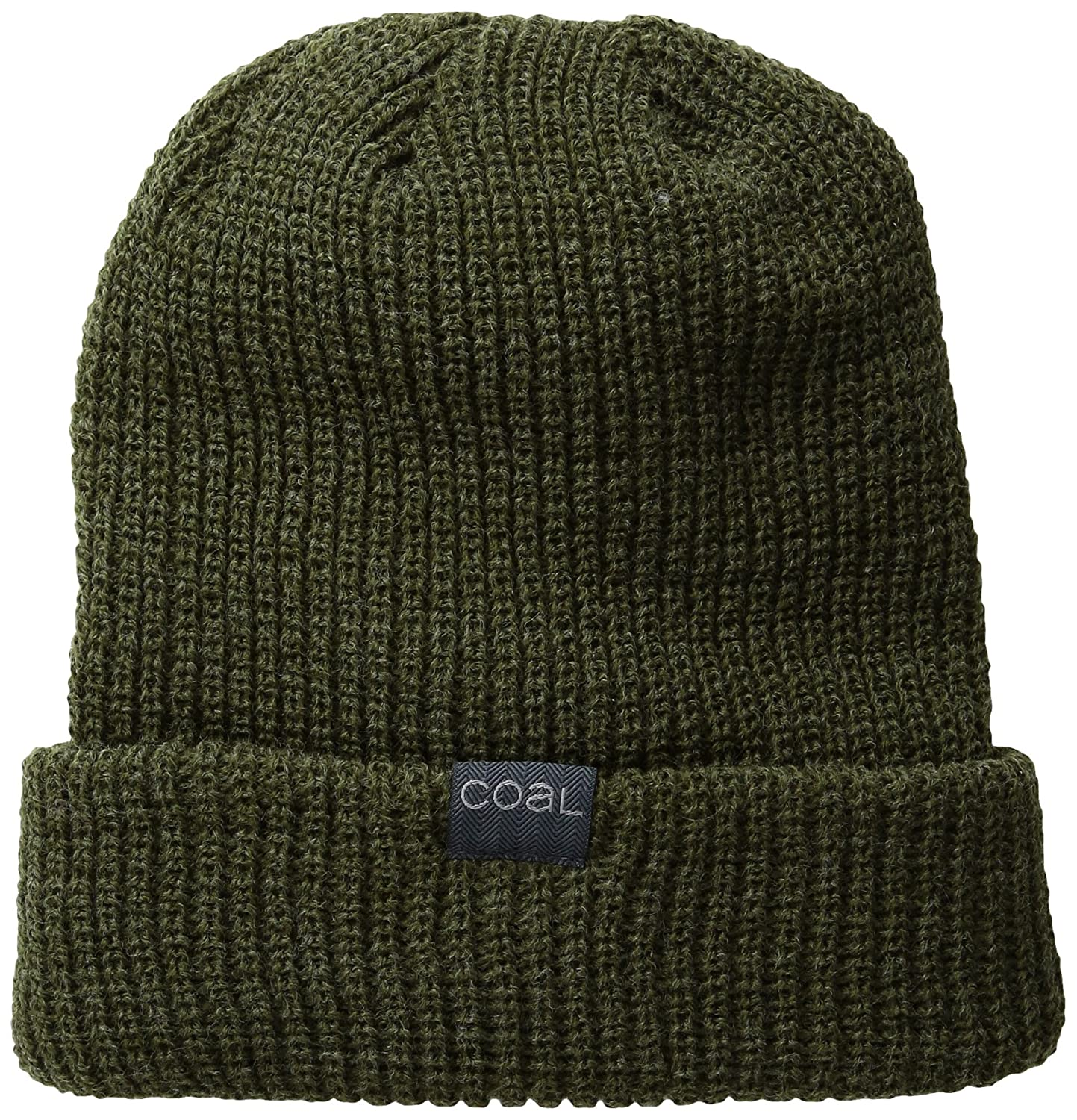Coal Men's Stanley Beanie Coal Men' s Stanley Beanie Black One Size Coal Young Men' s
