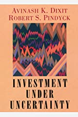 Investment under Uncertainty (English Edition) eBook Kindle