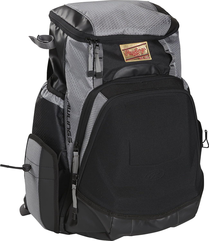 Black Rawlings R1000 The Gold Glove Series Backpack