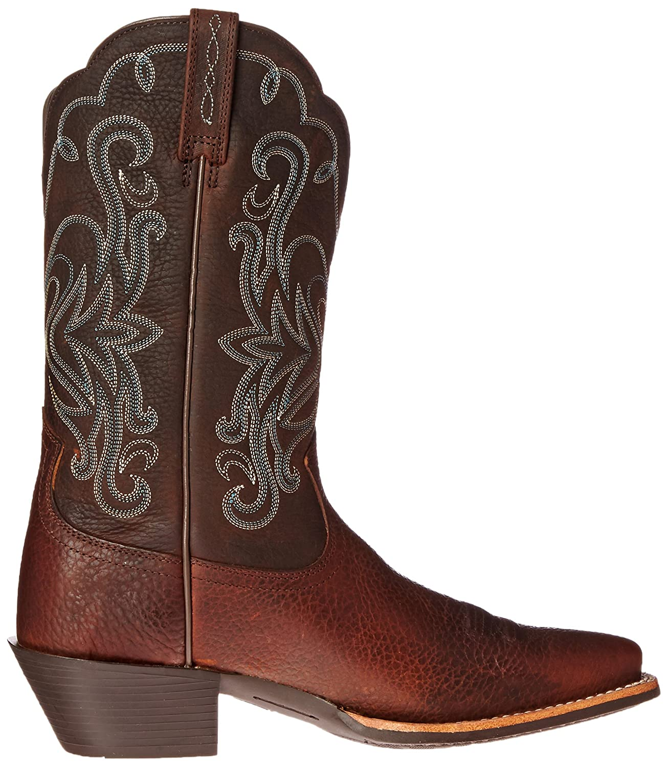 Ariat Women's Legend Western Cowboy US|Brown Boot B000MJX3B2 10 B(M) US|Brown Cowboy Oiled Rowdy b95a57