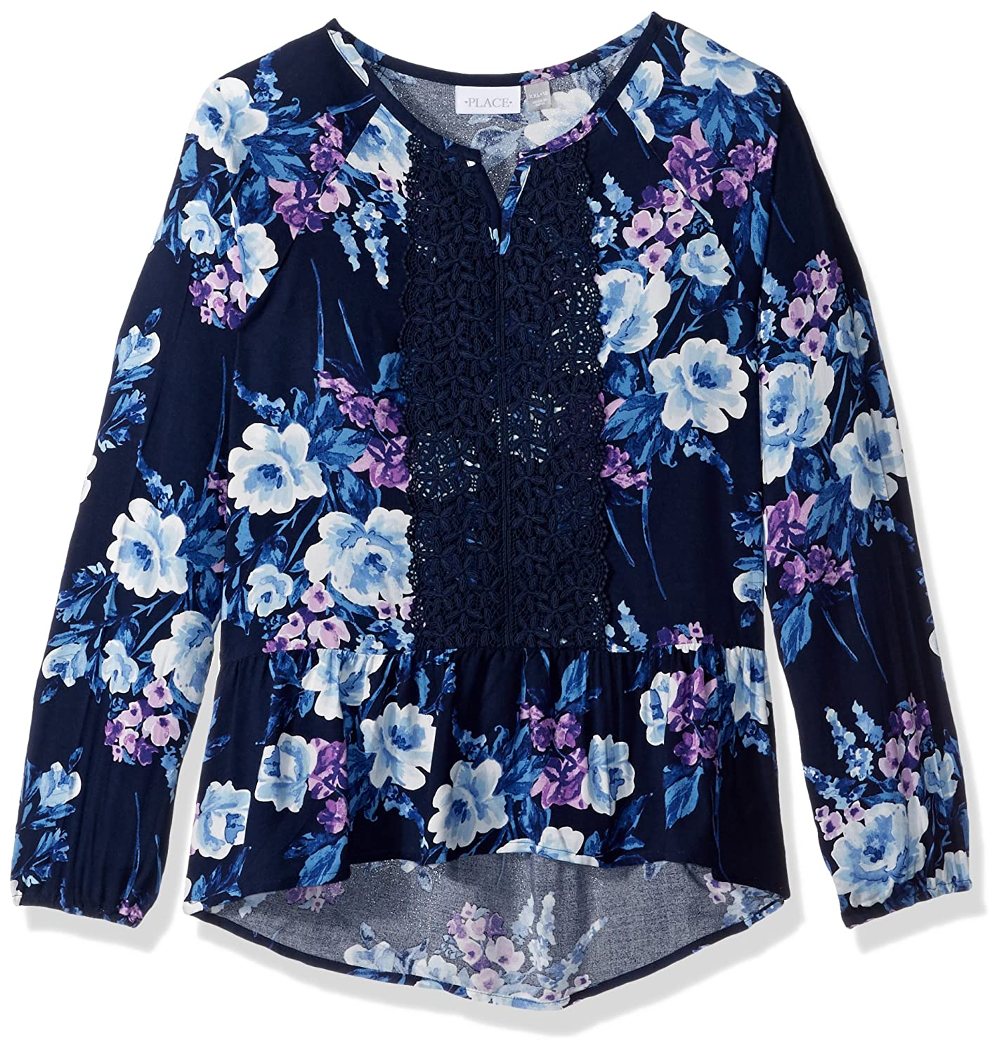 The Childrens Place Girls Boho Tunic Top