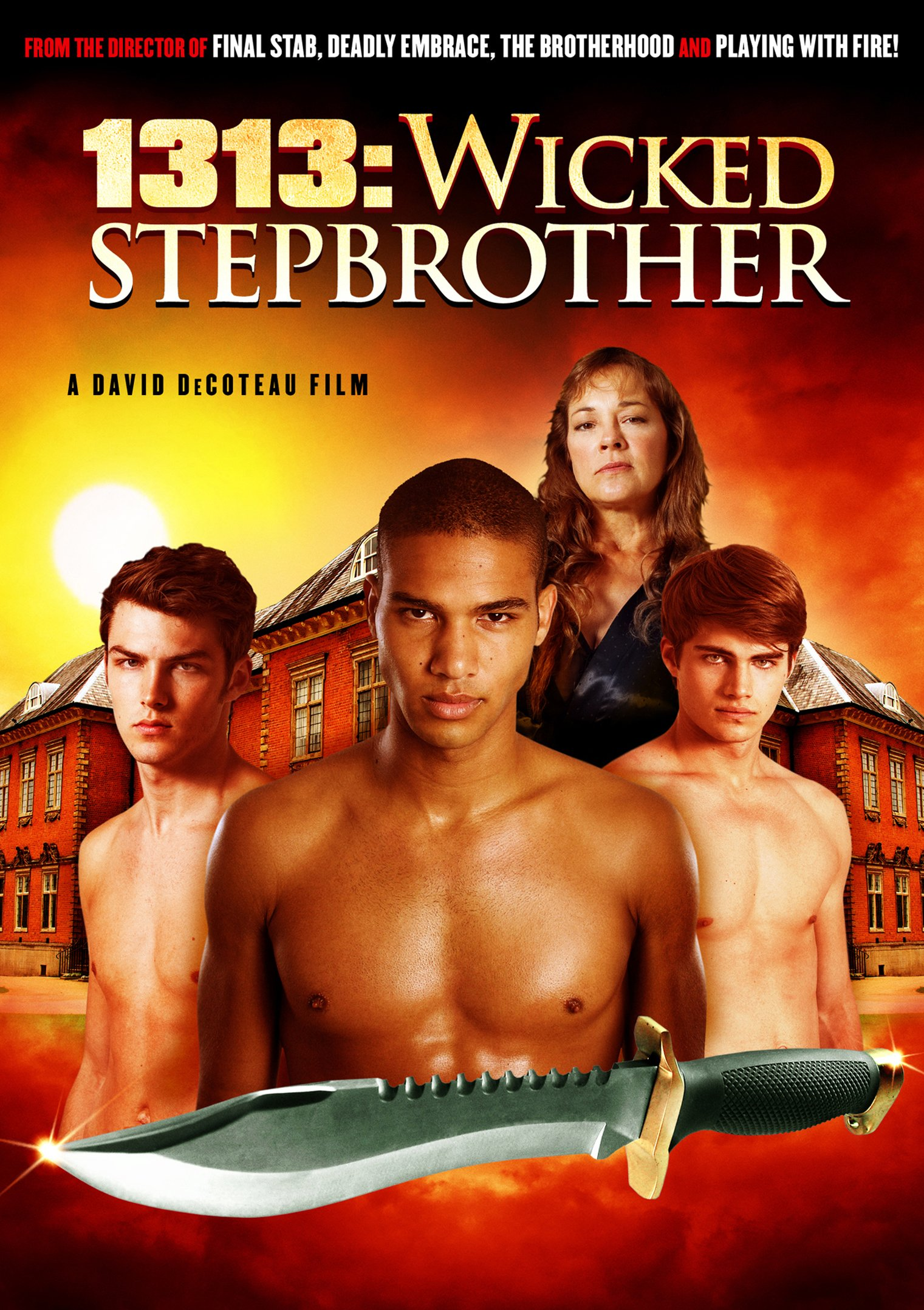DVD : 1313: Wicked Stepbrother (DVD)